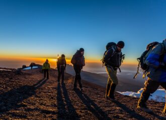 Kilimanjaro-Climb shira